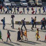 India Catat Lonjakan Tertinggi Positif Harian Covid-19