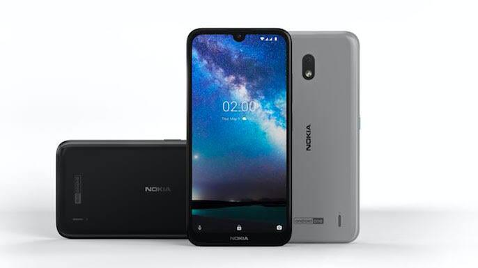 Dibandrol dengan Harga US$100, Ini Spesifikasi Nokia 1.3
