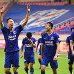 Cina Lanjutkan Liga Tanpa Selebrasi Gol