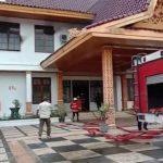 Rumah Dinas Ketua DPRD Riau Terbakar Pagi Ini