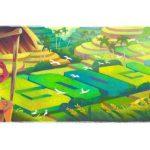 Mengenal Subak Bali dan Sosok di Balik Desainer Google Doodle