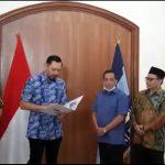 Khairul Umam dan Nur Azmi Dapatkan Dukungan Demokrat untuk Pilbub Bengkalis