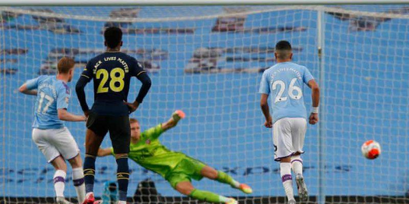 Liga Inggris: Arsenal Kembali Takluk oleh Manchester City
