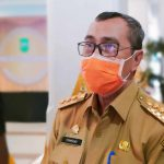 Ini Respon Syamsuar Soal Hari Pertama Razia Masker di Pekanbaru