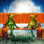 CUACA RIAU: Siap-siap Hujan Siang Ini