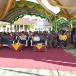 Halal Bihalal Bersama Bupati Inhu, Masyarakat Rakit Kulim Antusias Hadir