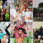 Lomba Foto Keluarga Bertuahpos, Puluhan Karya Calon Foto Favorit Akan Diposting Malam Ini