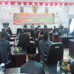 Dinilai Langgar Tatib dan PP, Ketua DPRD Inhu Samsudin Mendapatkan Mosi Tak Percaya