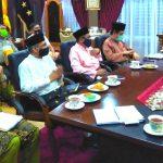 """Jaga Kampung"" Ala LAMR dan Polda Riau"