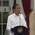 Jokowi: Asal untuk Negara, Saya Pertaruhkan Reputasi Politik
