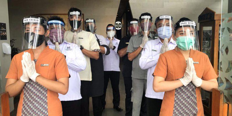 Yuk Menginap di Batiqa Hotel Pekanbaru, Bersih, Nyaman, dan Halal