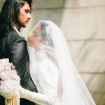 Pernikahan Tara Basro Disaksikan Keluarga Secara Virtual