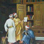 Toko Buku Zaman Dinasti Abbasiyah