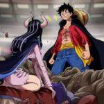 One Piece Chapter 983 : Bertemunya Luffy dan Yamato