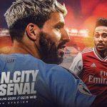 Laga City vs Arsenal Siap Memuaskan Penggemar Premier League Dini Hari Nanti