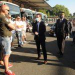 Minta Penumpang Pakai Masker, Supir Bus di Prancis Dianiaya Hingga Tewas