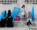 Pejabat Tinggi China Disanksi Terkait Muslim Uighur