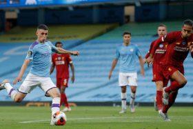 Liga Inggris: Manchester City Hancurkan Liverpool 4-0