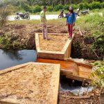 Air Gambut Riau Hitam dan Kotor? Sekarang, Dulu Lain