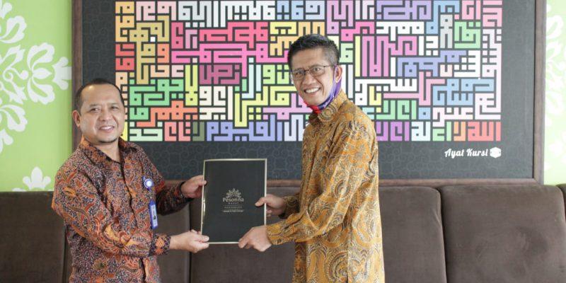 Jalin Kerjasama yang Baik, Pesonna hotel Pekanbaru Bersinergi dengan PT Taspen Persero
