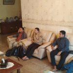 Perkuat Koordinasi, Pusinfo Sillaturahmi ke Kediaman Waka Humas Kwarda Riau