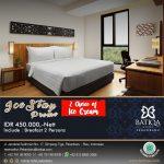 Jangan Lewatkan, Ada Ice Stay Promo dari Batiqa Hotel Pekanbaru