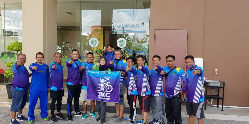 JKC, Rutin Kumpul dan Gowes Bareng