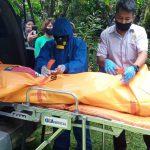 Penemuan Mayat Di Tarok Dipo Bukittinggi, Diduga Karena Sakit