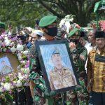 Khidmat Hantar Pelda Anumerta Rama Wahyudi ke Liang Lahat