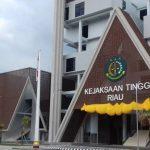 Jelang HUT Adhyaksa, Karo Pengadaan Barang dan Jasa Setdaprov Riau Kunjungi Kejati Riau