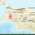 Gempa 5,4 SR Guncang Rangkas Bitung, Dekat Jakarta