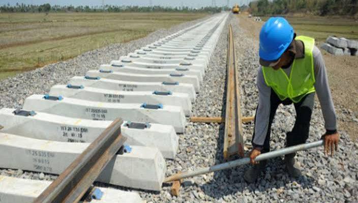 Rencana Pembangunan Rel Kereta Api di Riau Ditangguhkan
