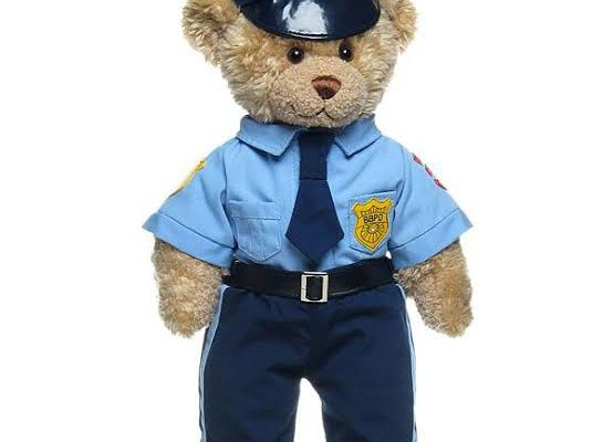 Mobil Polisi Belanda Ternyata Wajib Membawa Boneka Teddy Bear