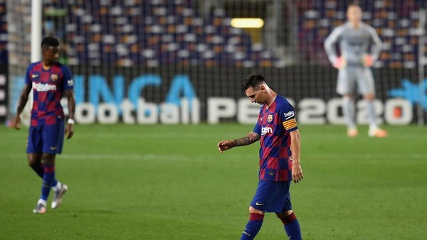 700 Gol, Ini Tiga Tim Elit Eropa yang Tak Bisa Dibobol Messi