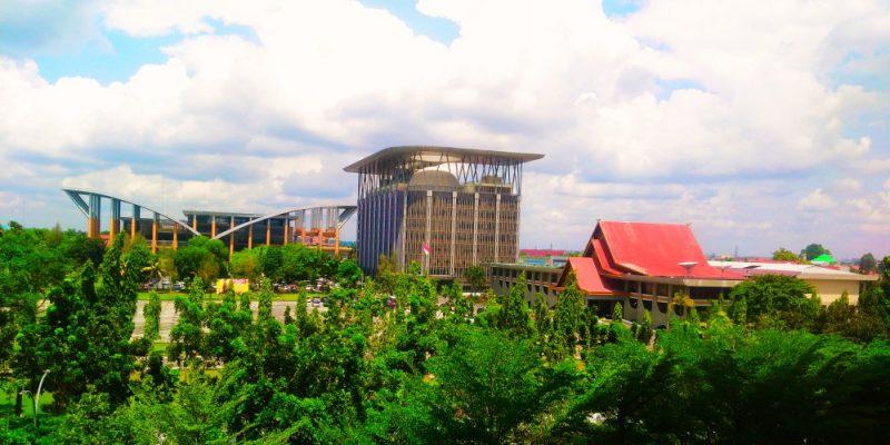 Angka Positif Covid-19 Tinggi, Riau Wacanakan PSBB Lagi