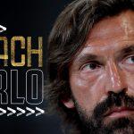 Juventus Tunjuk Pirlo Sebagai Pelatih Utama
