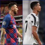 Pertama Kali Messi-Ronaldo Tak Berada di Semi Final Champions, Akhir Sebuah Era?