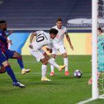 Pembantaian, Barcelona Dilibas Bayern Munich 2-8