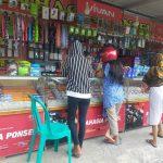 Gedung Telkom Terbakar, Warga Pekanbaru Tinggalkan Telkomsel