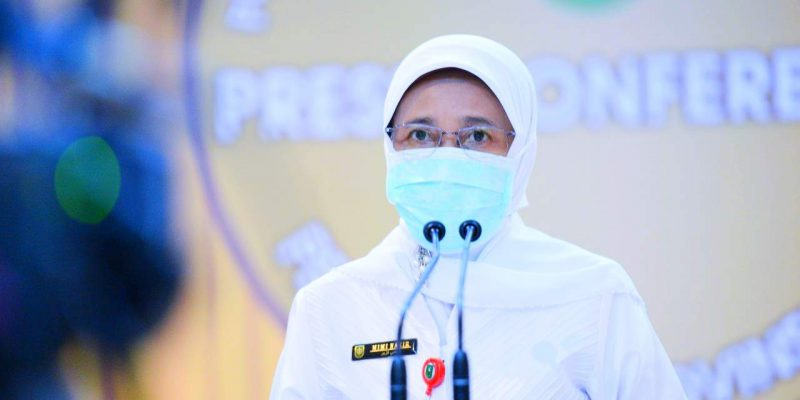 COVID-19: Pekanbaru Masih Duduki Angka Kasus Tertinggi di Riau