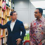 Anies Tulis Kenangan Persahabatan dengan Mendiang Walikota Seoul, Park Woon Soon
