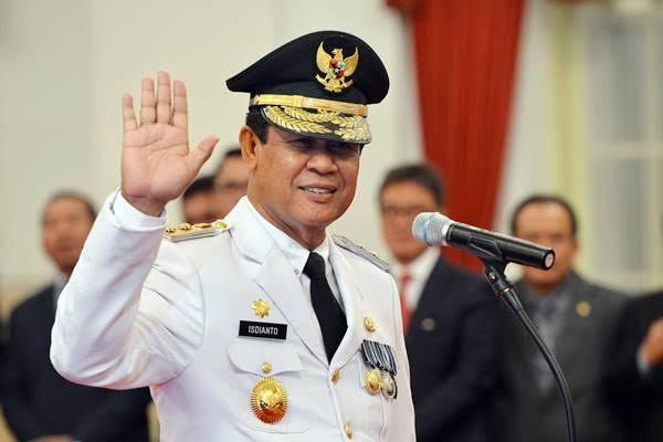 Positif COVID-19, Gubernur Kepri Jalani Isolasi Mandiri di Rumah Dinasnya