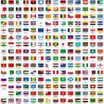 Tahukah Kamu, Ada Negara yang Benderanya Tak Memiliki Warna Merah, Putih, dan Biru