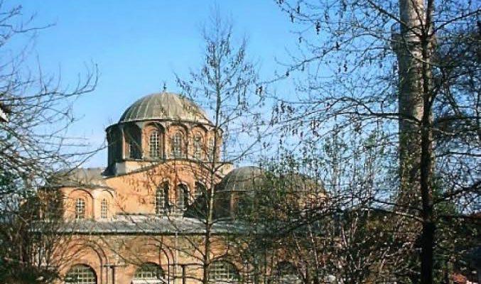Setelah Hagia Sophia, Erdogan Ubah Gereja Jadi Mesjid