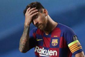 Dihancurkan Munchen, Presiden Barcelona: Kami Minta Maaf