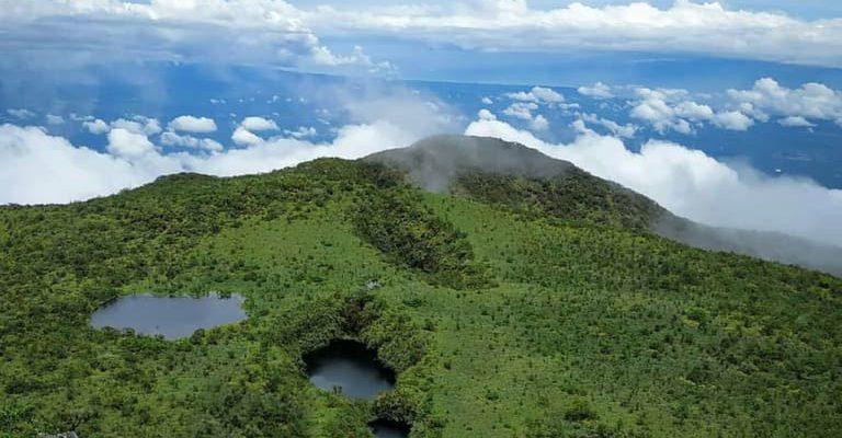 Silahkan, Nikmati Surga Telaga di Gunung Talamau Sumbar