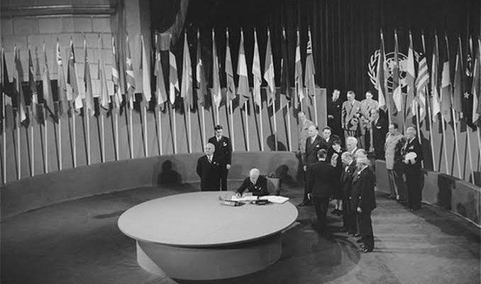 Catatan Sejarah 24 Oktober: Untuk Perdamaian Dunia, Piagam PBB Mulai Berlaku