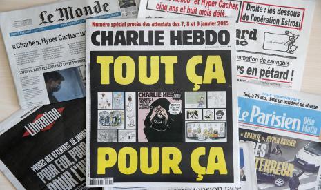 Kasus Karikatur Nabi Muhammad Berpotensi Rusak Hubungan Islam dengan Prancis