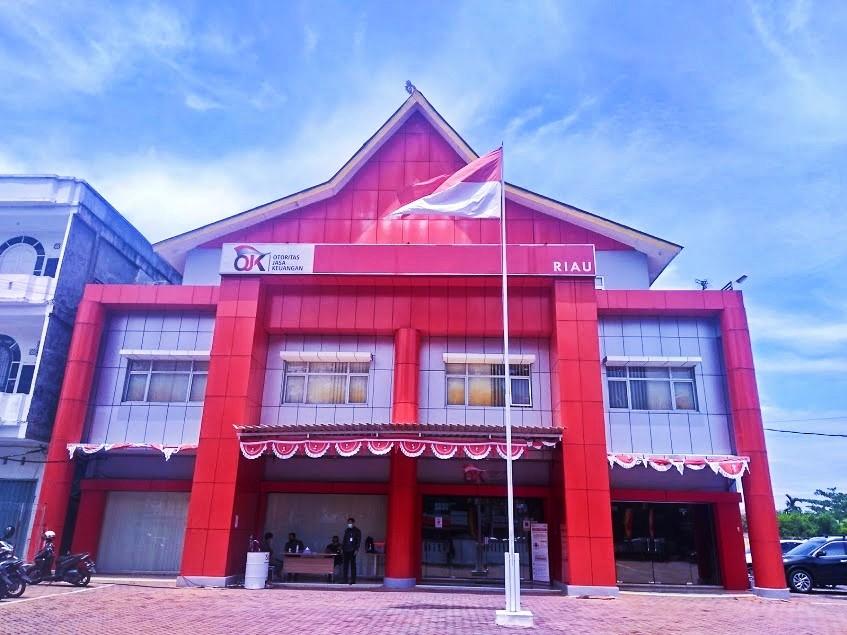 Ojk Catat Aset Perbankan Di Riau Masih Tumbuh 6 02 Bertuahpos
