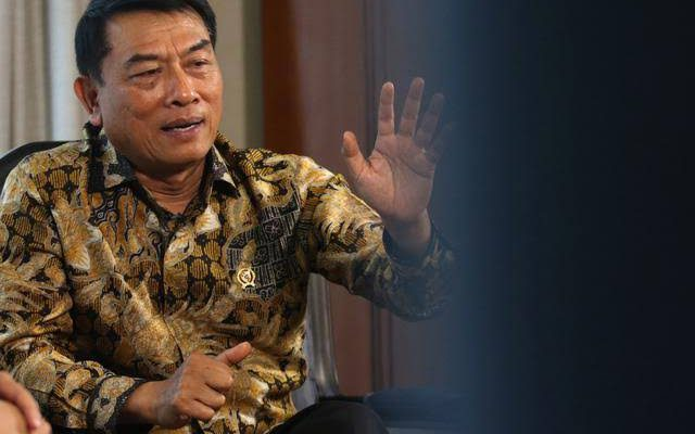 Soal Tes TWK Pegawai KPK, Moeldoko: Jangan Digoreng Kanan Kiri